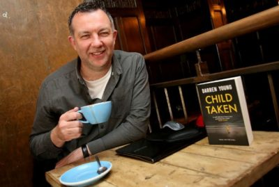Nottingham Post: Author writes his first book in Nottingham coffee shop 200 Degrees