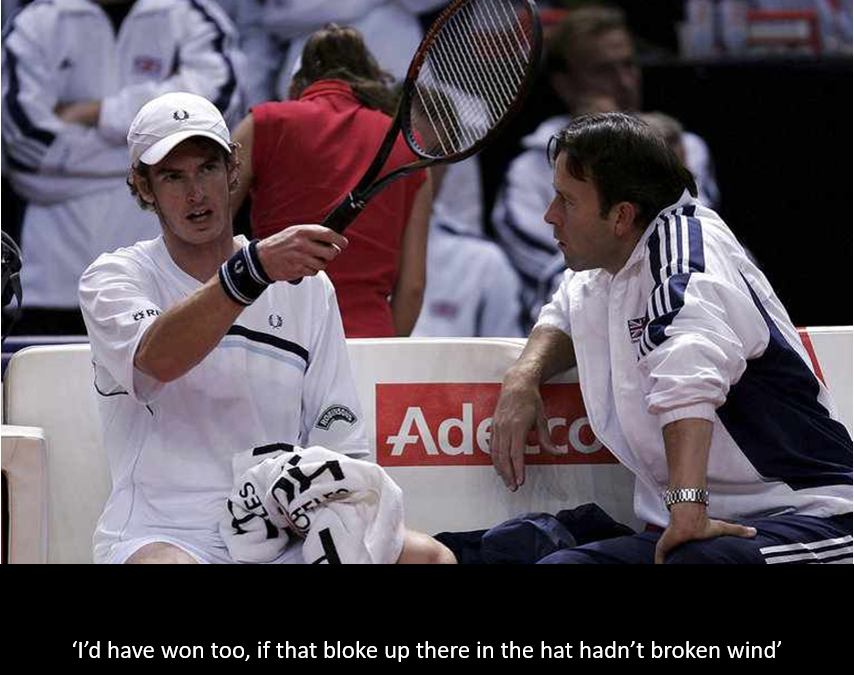Why Andy Murray's Achievements Are Not To Be Sneezed At